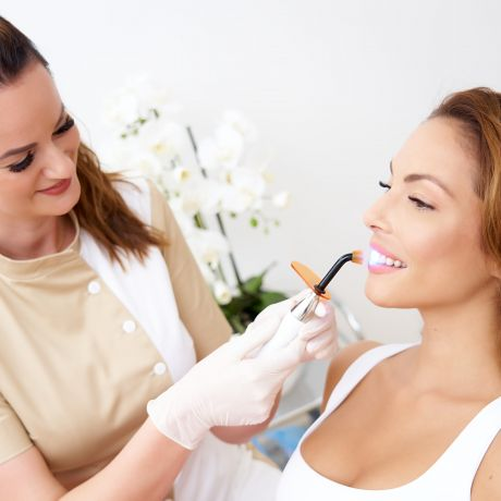 Complete oral hygiene professional individual consultancy